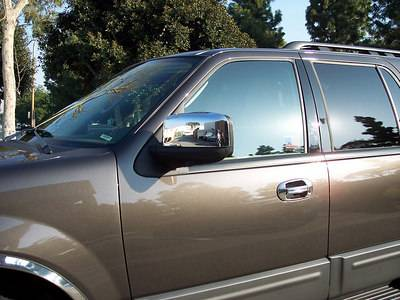 Navigator - Mirrors - TFP - TFP Chrome ABS Mirror Insert Accent - 523