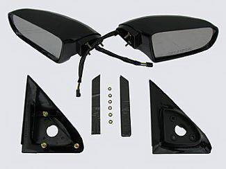 Suburban - Mirrors - Street Scene - Chevrolet Suburban Street Scene Cal Vu Electric Mirrors - Pair - 950-11120