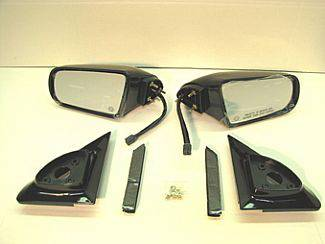 Suburban - Mirrors - Street Scene - Chevrolet Suburban Street Scene Cal Vu Electric Mirrors with Factory Heat Glass Kit - 950-11126