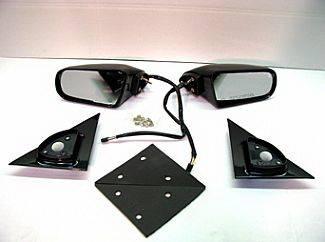 S15 - Mirrors - Street Scene - GMC S15 Street Scene Cal Vu Electric Mirrors - Pair - 950-11220