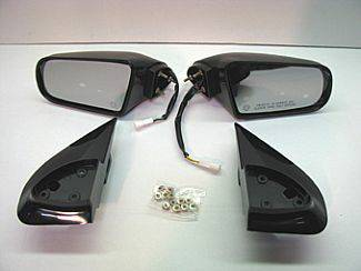 I290 - Mirrors - Street Scene - Isuzu I-290 Street Scene Cal Vu Electric Mirrors - Pair - 950-11245