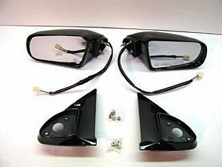 Durango - Mirrors - Street Scene - Dodge Durango Street Scene Cal Vu Electric Mirrors - Pair - 950-11620