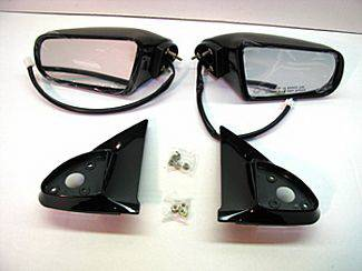 Dakota - Mirrors - Street Scene - Dodge Dakota Street Scene Cal Vu Electric Mirrors - Pair - 950-11625