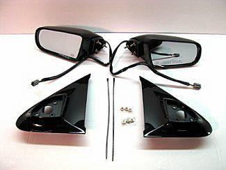F150 - Mirrors - Street Scene - Ford F150 Street Scene Cal Vu Electric Mirrors - Pair - 950-11720