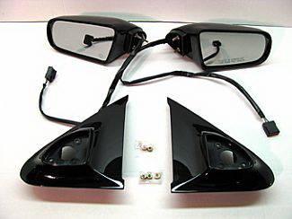F150 - Mirrors - Street Scene - Ford F150 Street Scene Cal Vu Electric Mirrors - Pair - 950-11726