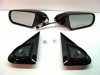 Suburban - Mirrors - Street Scene - Chevrolet Suburban Street Scene Cal Vu Electric Mirrors - Pair - 950-11920