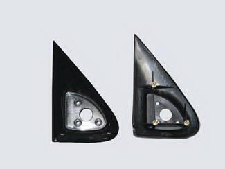 Denali - Mirrors - Street Scene - GMC Denali Street Scene Cal Vu Replacement Side Plates - Pair - 950-13910