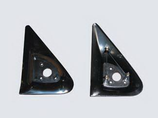 Avalanche - Mirrors - Street Scene - Chevrolet Avalanche Street Scene Cal Vu Replacement Side Plates - Pair - 950-13950