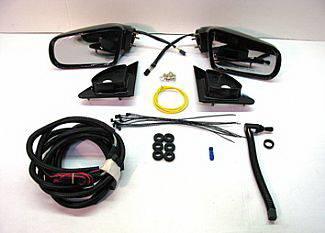 S15 - Mirrors - Street Scene - GMC S15 Street Scene Cal Vu Manual to Electric Mirror Kit - 950-14320