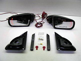C/K Truck - Mirrors - Street Scene - Chevrolet CK Truck Street Scene Cal Vu Manual Mirrors with Rear Signal Mirror Kit - 950-15110
