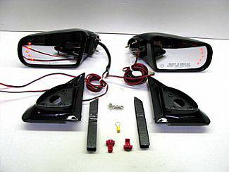 Tahoe - Mirrors - Street Scene - Chevrolet Tahoe Street Scene Cal Vu Electric Mirrors with Rear Signals Kit - 950-15120