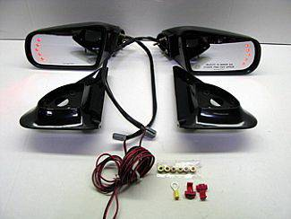 Ranger - Mirrors - Street Scene - Ford Ranger Street Scene Cal Vu Electric Mirrors with Rear Signals Kit - 950-15820
