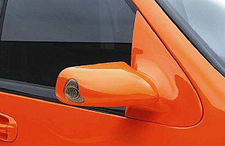 Colorado - Mirrors - Street Scene - Chevrolet Colorado Street Scene Cal Vu Manual Mirrors with Front & Rear Signals Kit - 950-25211