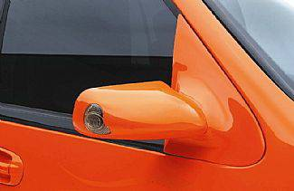 Ram - Mirrors - Street Scene - Dodge Ram Street Scene Cal Vu Electric Mirrors with Front & Rear Signal & Heat Kit - 950-27527