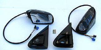 Suburban - Mirrors - Street Scene - Chevrolet Suburban Street Scene Cal Vu Electric Mirrors with Signals & Heat Glass Kit - 950-27935