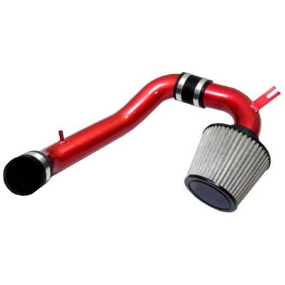 Air Intakes - OEM - Spyder - Dodge Neon Spyder Cold Air Intake with Filter - Red - CP-421R