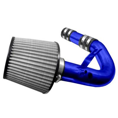 Air Intakes - OEM - Spyder - Dodge Neon Spyder Cold Air Intake with Filter - Blue - CP-422B