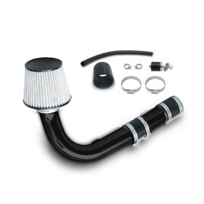 Air Intakes - OEM - Spyder - Dodge Neon Spyder Cold Air Intake with Filter - Black - CP-422BLK