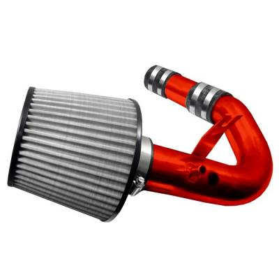 Air Intakes - OEM - Spyder - Dodge Neon Spyder Cold Air Intake with Filter - Red - CP-422R