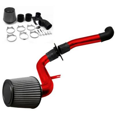 Air Intakes - OEM - Spyder - Mitsubishi Eclipse Spyder Cold Air Intake with Filter - Red - CP-432R