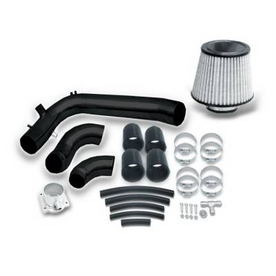 Air Intakes - OEM - Spyder Auto - Nissan 240SX Spyder Cold Air Intake with Filter - Black - CP-440BLK