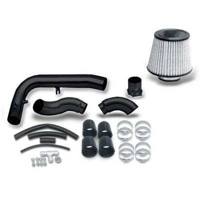 Air Intakes - OEM - Spyder - Nissan 240SX Spyder Cold Air Intake with Filter - Black - CP-441BLK
