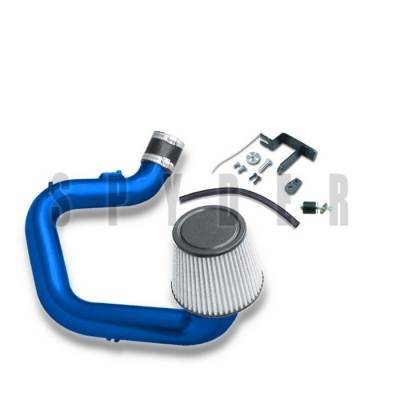 Air Intakes - OEM - Spyder - Toyota Corolla Spyder Cold Air Intake with Filter - Blue - CP-469B