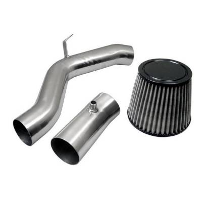 Air Intakes - OEM - Spyder - Nissan Maxima Spyder Cold Air Intake - Polish - CP-533P
