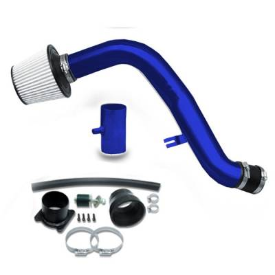 Air Intakes - OEM - Spyder - Nissan Altima Spyder Cold Air Intake with Filter - Blue - CP-545B
