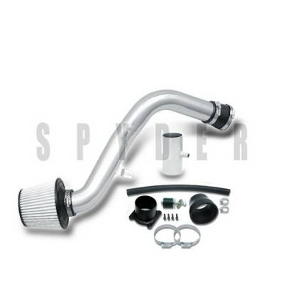 Air Intakes - OEM - Spyder Auto - Nissan Altima Spyder Cold Air Intake with Filter - Polish - CP-545P