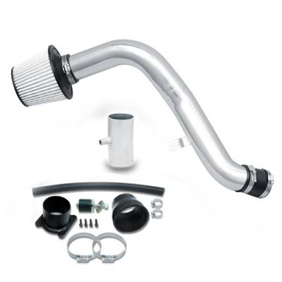 Air Intakes - OEM - Spyder - Nissan Altima Spyder Cold Air Intake with Filter - Polish - CP-545P