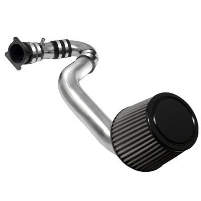 Air Intakes - OEM - Spyder - Nissan Altima Spyder Cold Air Intake with Filter - Polish - CP-546P