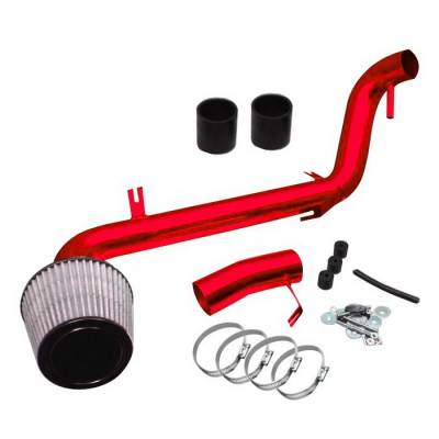 Air Intakes - OEM - Spyder Auto - Scion tC Spyder Cold Air Intake with Filter - Red - CP-568R