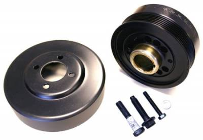 Performance Parts - Pulleys - Steeda - Ford Mustang Steeda Underdrive Pulley System - 16110