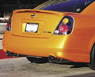 Altima - Rear Add On - Street Scene - Nissan Altima Street Scene Rear Valance Corner Pieces - 950-70352