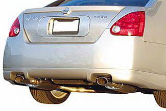 Maxima - Rear Add On - Street Scene - Nissan Maxima Street Scene Generation 1 Rear Valance - 950-70355