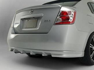 Sentra - Rear Add On - Street Scene - Nissan Sentra Street Scene Generation 1 Rear Valance - 950-70359