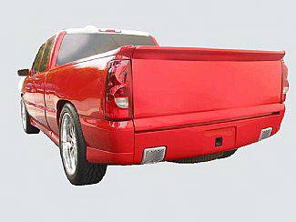 Sierra - Rear Add On - Street Scene - GMC Sierra Street Scene Chrome Speed Grille for SS Style Roll Pan - 950-78999