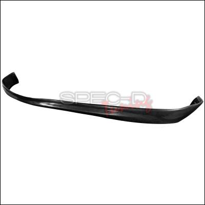Civic HB - Rear Add On - Spec-D - Honda Civic HB Spec-D Type R Style Rear Lip - Polyurethane - LPR-CV923T-PU