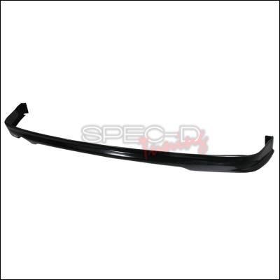 TC - Rear Add On - Spec-D - Scion tC Spec-D ABS Plastic Rear Lip - LPR-TC04-ABS