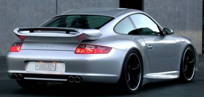 911 - Rear Lip - Tech Art - Rear Diffusors