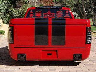 Suv Truck Accessories - Roll Pans - Street Scene - Chevrolet Silverado Street Scene Generation 1 SS Style Roll Pan- Urethane - 950-70193