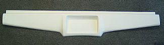 Suv Truck Accessories - Roll Pans - Street Scene - Ford F150 Street Scene Roll Pan - Fiberglass - 950-70712
