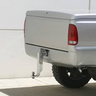 Suv Truck Accessories - Roll Pans - Street Scene - Ford F250 Street Scene Roll Pan - Urethane - 950-70730