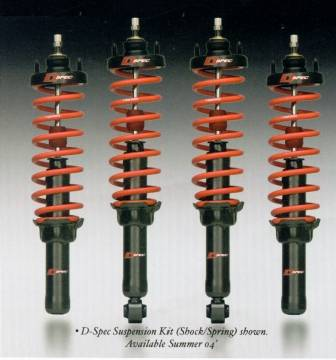 Suspension - Shocks - Tokico D-Spec - Tokico D-Spec Sport Shock DSP-9