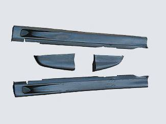 Yukon - Side Skirts - Street Scene - GMC Yukon Street Scene Side Skirts - 950-70171