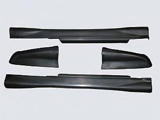 S10 - Side Skirts - Street Scene - Chevrolet S10 Street Scene Side Skirts - 950-70175