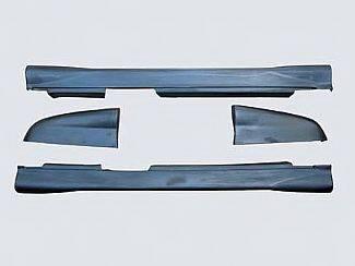 S10 - Side Skirts - Street Scene - Chevrolet S10 Street Scene Side Skirts - 950-70176