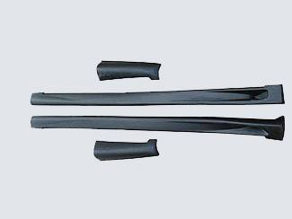 Yukon - Side Skirts - Street Scene - GMC Yukon Street Scene Side Skirts - 4PC - 950-70182