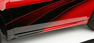Yukon - Side Skirts - Street Scene - GMC Yukon Street Scene Side Skirts - 950-70188